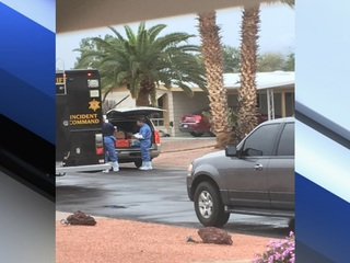 MCSO: 2 people found dead in Sun Lakes home