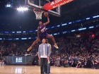 VIDEO: Suns' Jones shines in NBA dunk contest
