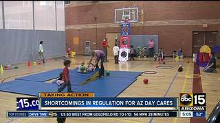 Audit: Child care inspections not always done
