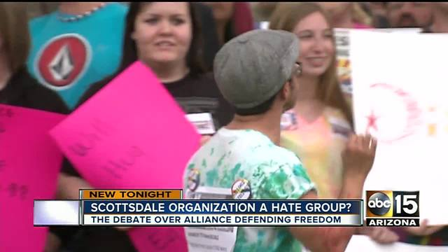 Southern Poverty Law Center rules Scottsdale organization is a hate group
