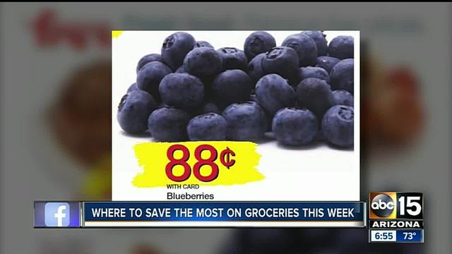 Top grocery deals at Valley stores