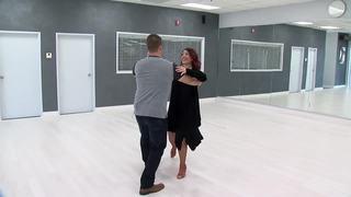 Ballroom dancing back in a big way