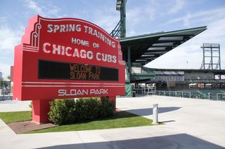Take a tour of the AZ home of the Chicago Cubs