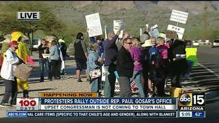 Rep. Gosar cancels in-person town hall meeting
