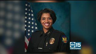 Honoring Chief Jeri Williams