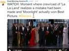 Yikes! Watch that awkward Oscars snafu again