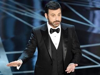 Trump on the mind at the Oscars