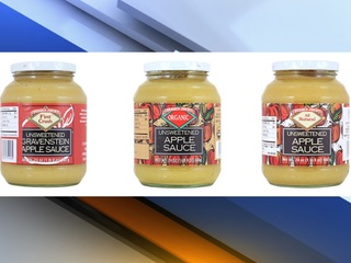 Trader Joe's: Apple sauce recall due to glass
