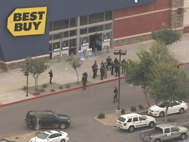PD: Two shot at Avondale Best Buy