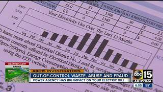 Waste, abuse & fraud inside U.S. power agency