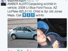 Amber Alert issued in Tucson for boy, 3