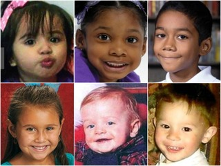 138 missing, unidentified AZ children