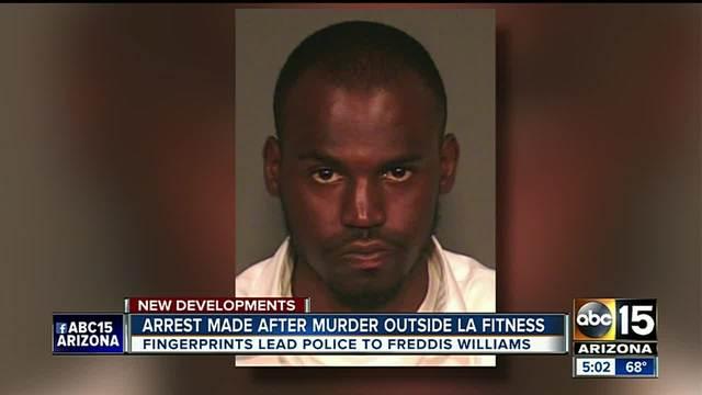 Arrest made in Chandler LA Fitness murder