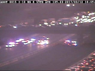 ADOT: I-10 reopens after police situation