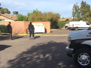 PD: Body found behind Glendale business