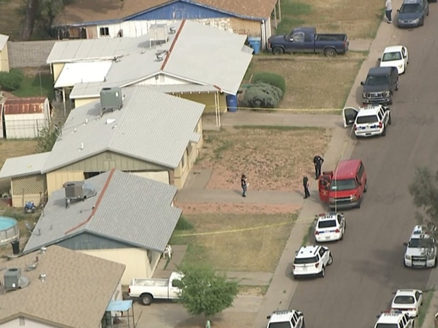 Nine-year-old dead following shooting incident
