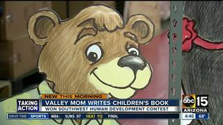 PHX author changing lives with children's book
