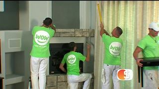 Get your house painted in one day