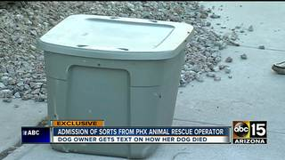 Woman accused of neglecting animals apologizes