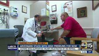 AZ unsure what's next after health bill dies