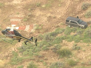 MCSO identifies suspect shot in desert Monday
