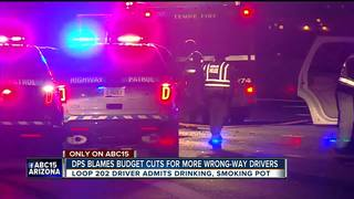 DPS: More eyes on road will stop wrong-way surge