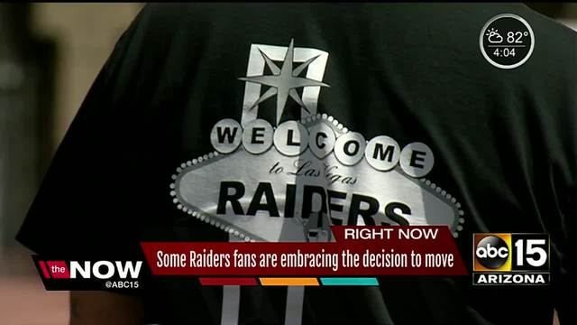 NFL approves moving Oakland Raiders to Las Vegas