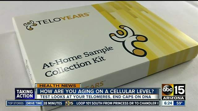 How fast are you aging- Simple Teloyears test can tell you