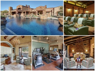 $20 million Scottsdale home on the market now