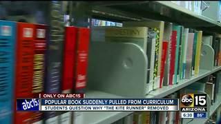 School tosses popular novel from curriculum