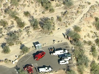 Body found at South Mountain, recovery underway