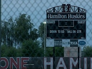 6th victim working with PD in Hamilton hazing