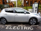 Drivers give electric cars the green light