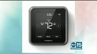 Save money with a new thermostat