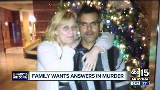 Family of murder victim asking for public's help
