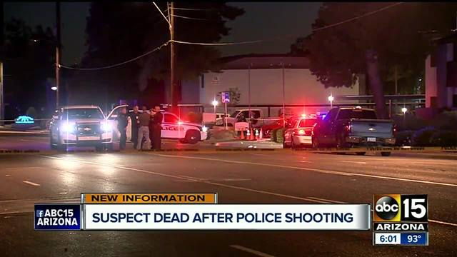 Glendale Police: Suspect and 17-year-old girl dead after shooting in