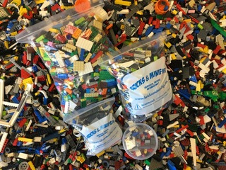 Get Legos for half price today until 6PM!