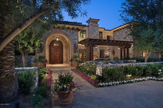 PHOTOS: Randy Johnson's AZ mansion for sale