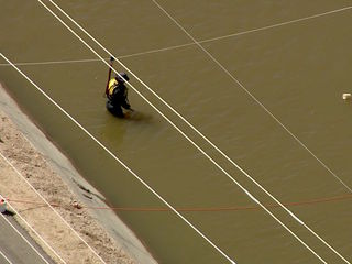 PHX PD searching canal for evidence in old case