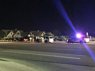 MCSO: DPS trooper hits pedestrian in West Valley