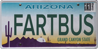 NEW: 50 more banned AZ license plates