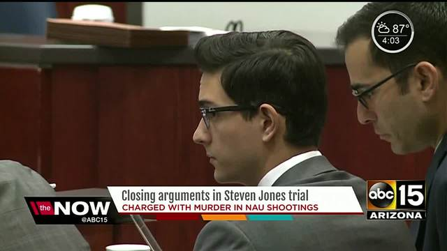 Jurors hear closing arguments at trial over student's death