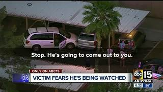 PHX man's van stolen, used in DPS chase