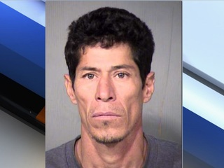 PD: Man sets fire to girlfriend's Mesa home