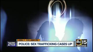 Police see sex trafficking uptick in Valley