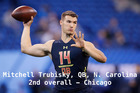 NFL Draft: Picks 1 through 32 of the first round