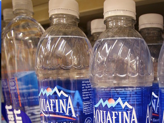 Donate bottled water at 70 Goodwill locations