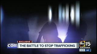 Heroes to be honored by trafficking survivors