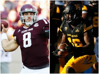 Cards sign quarterback, ex-ASU player, 15 others