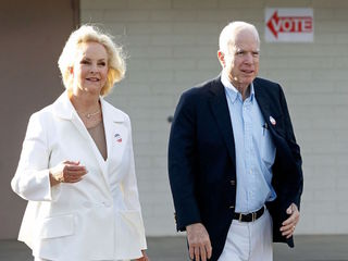 Widow of John McCain buys another home